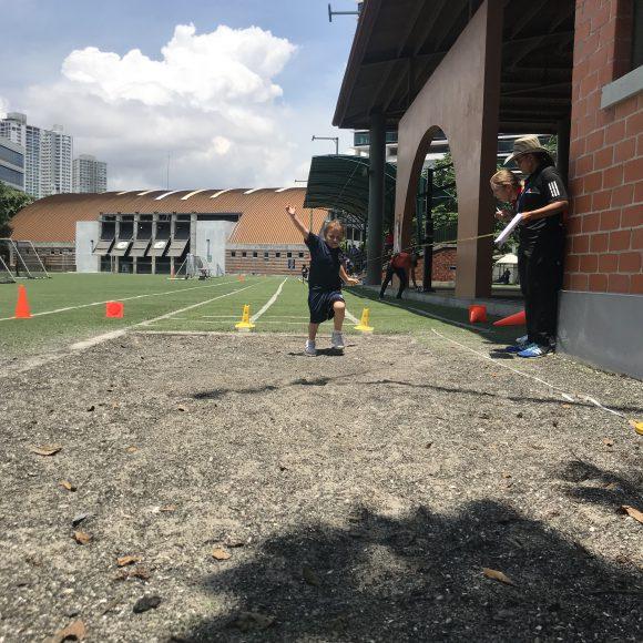 Mini Olimpiadas 2018