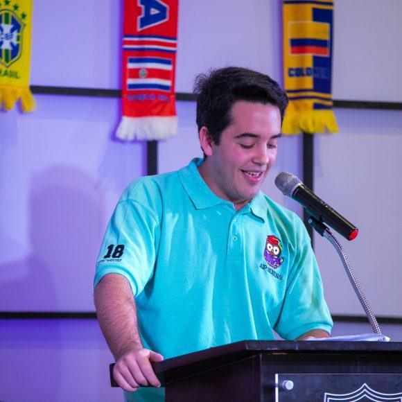 Despedida de Graduandos 2018